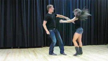 Danse Country en Couple