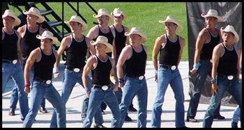The DC Cowboys (Plusieurs vidéos)