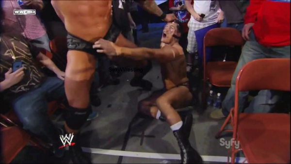 Randy Orton et Cody Rhodes