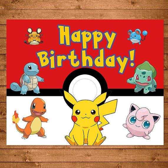 pokemongofan  fête ses 46 ans demain, pense à lui offrir un cadeau.Aujourd'hui à 07:40