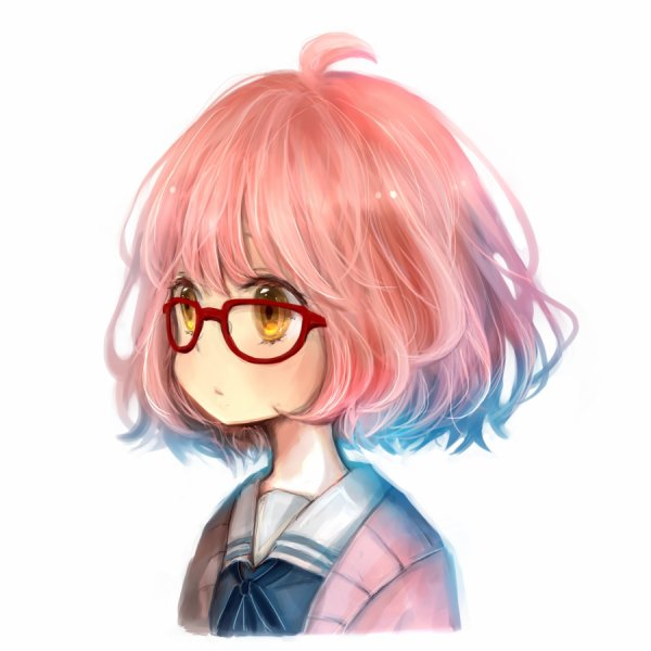 Beyond The Boundary! (kyoukai no Kanata)