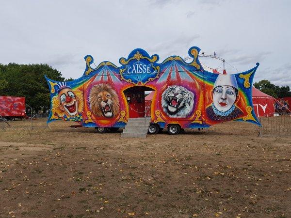 Cirque Sébastien zavatta