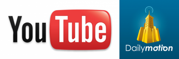 chaines youtube et dailymotion