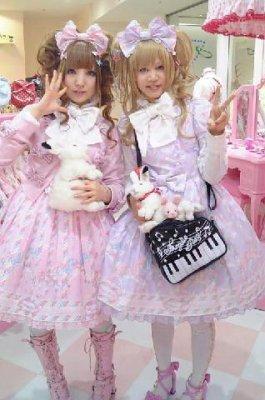 •Style | Kawaii - Decora - Gothic Lolita