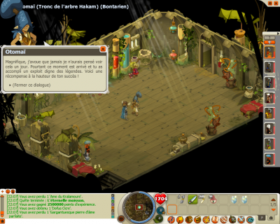 It's Dofus time !