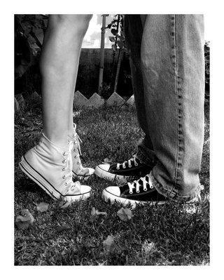 Discution entre un petit garçon et une petite fille...