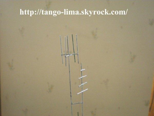 Avancement des travaux du CIS - Antenne. suite