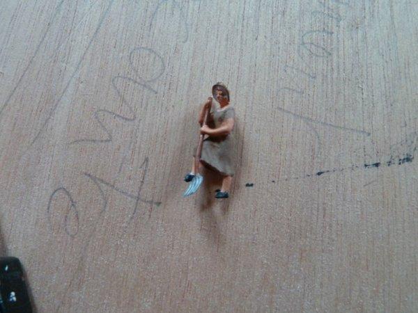 Diorama 1/87 - La Brocante - 06