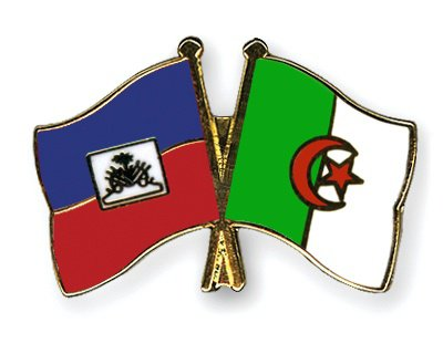 L'Algerie et Haiti : symbole d'amitié