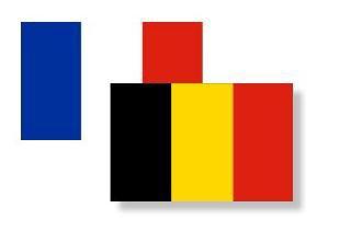 belgique et france