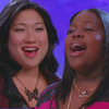 Glee - Jenna Ushkowitz & Amber Riley - Dog days are over
