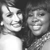 Glee - Lea Michele & Amber Riley - Out Here On My Own