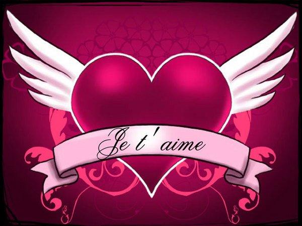 je t'aime toi et depuis lontant tu va te reconaitre si tu lit se méssage !!!!!