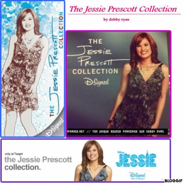 un Photoshoot exclusif et une collection de vêtement Jessie