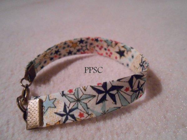 Mon Bracelet en Liberty