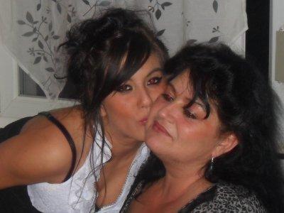 ma mama et moi