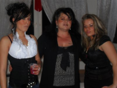 moi ma mere et ma soeur