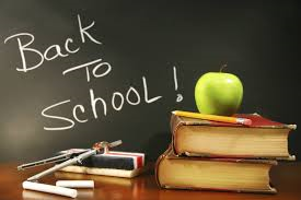Back To school .
