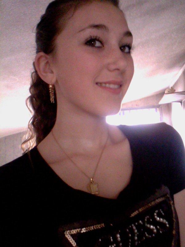 toujour avec le sourire <3 :)