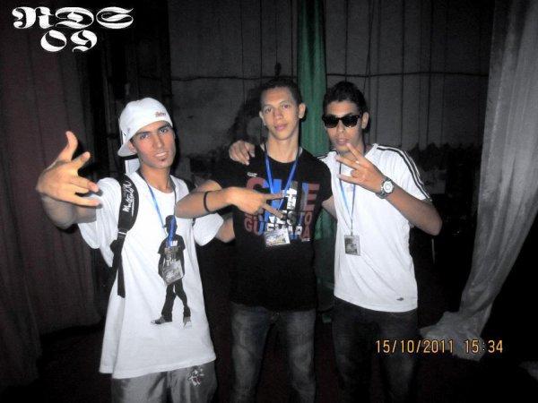 thug life / sans papier '' NFo1'' stiffelio &RDS oussama . yazid (2011)