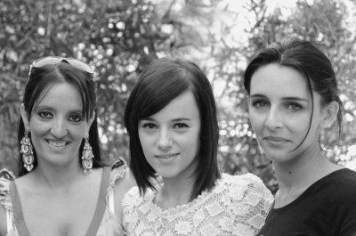 Alizée  : photo inédite lors d'une participation pour uen association :)