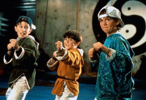 Réplique de ninja kids