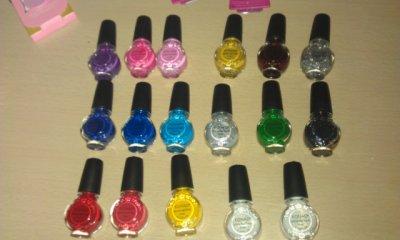 Mon matériel de stamping =)