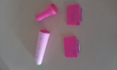 Mes racloirs et mes tampons =)