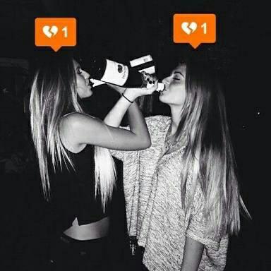 Les amies sont des thérapeutes avec lesquels vous pouvez boire