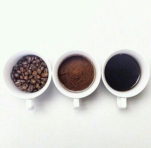 """""""Le café doit être noir comme l'enfer,fort comme la mort et doux comme l'amour"""""""
