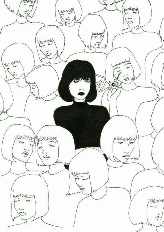"""""""Pour être irremplaçable,il faut être différent"""" -Coco Chanel-"""