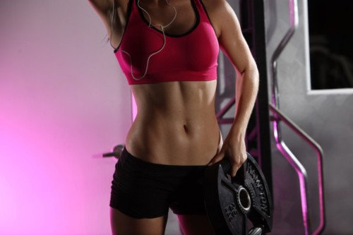Se muscler et être musclée
