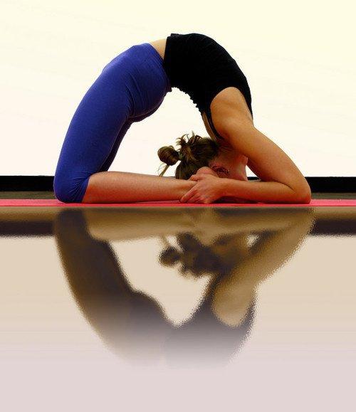 Fitspo Yoga