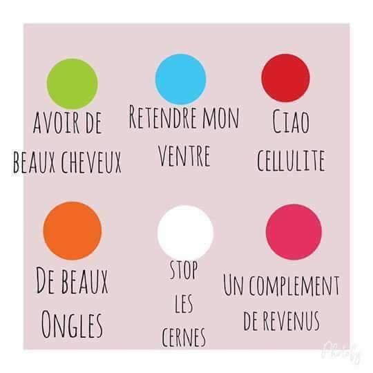 Quel et Votre couleur ????