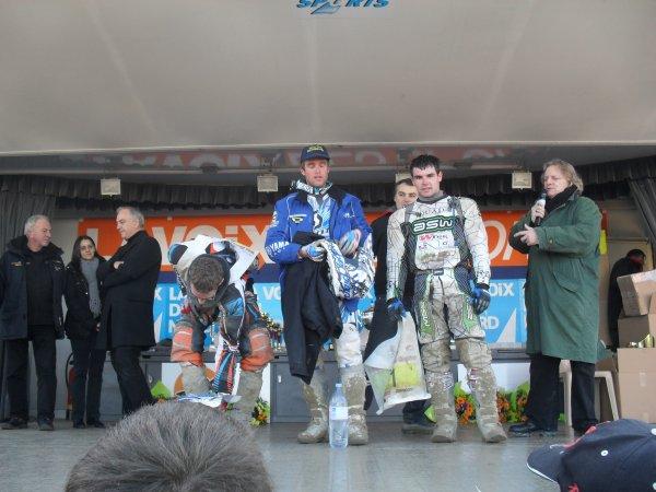 Auke Theuninck, Matthieu Ternynck et Jan Vlaeymans.