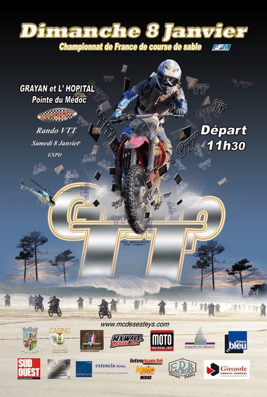 11 ème GURP TT les 7 et 8 janvier 2012