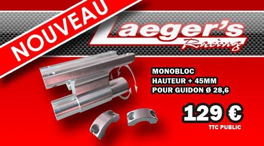 Nouveau produit Laeger's disponible chez Drag'on distribution