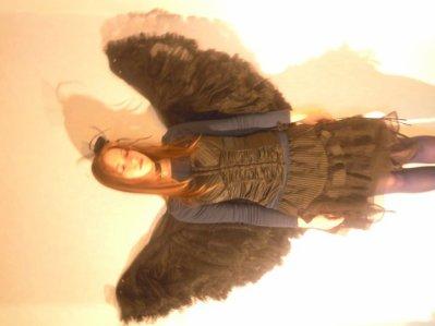 Un ange ...