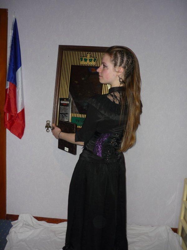 Shooting avec Pauline :)