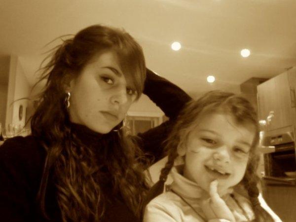 moi et ma fille de coeur