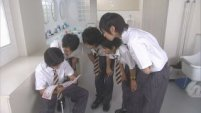 Drama : Japonais Gakko ja Oshierarenai10 épisodes[Romance, Comédie et Ecole]