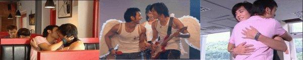 Film : Taiwanais GO GO G-Boys 90 minutes[Romance et Comédie]