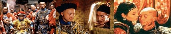 Film : Chinois (+ Français, Italien et Américain) Le dernier empereur 160 minutes[Drame historique]