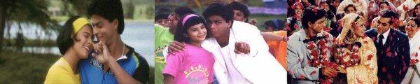 Film : Bollywoodien Kuch Kuch Hota Hai 177 minutes[Romance, Comédie et Musique]