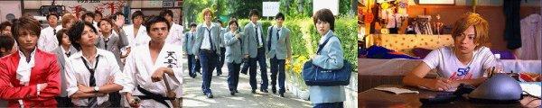 Drama : Japonais Hanazakari no Kimitachi e 2011 11 épisodes[Romance et Comédie]