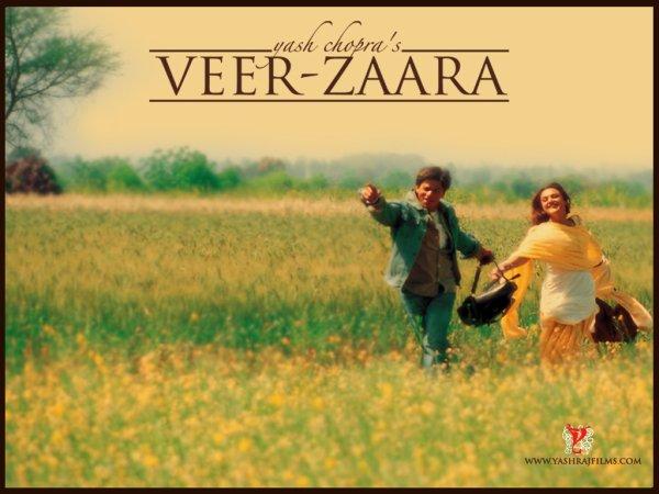 Film : Bollywoodien Veer Zaara 190 minutes[Romance et Drame]