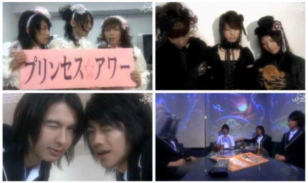 Drama : Japonais Princess Princess D 10 épisodes[Comédie et Ecole]