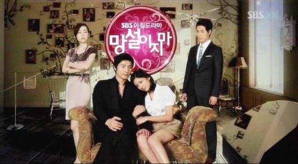 Drama : Coréen Don't Hésitate 98 épisodes[Romance, Drame et Vengeance]