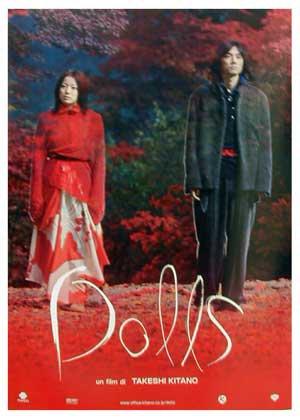 Film : Japonais Dolls 114 minutes [Mélodrame et Romance]