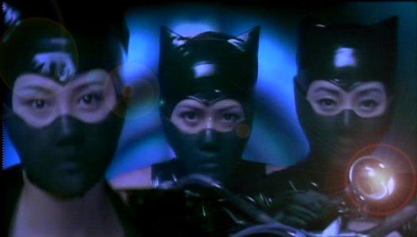 Film : Japonais Cat's Eye 92 minutes[Action et Policier]